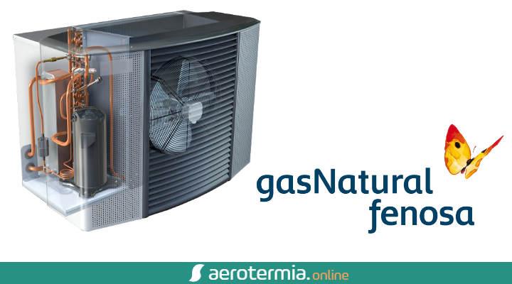bomba de calor o gas natural