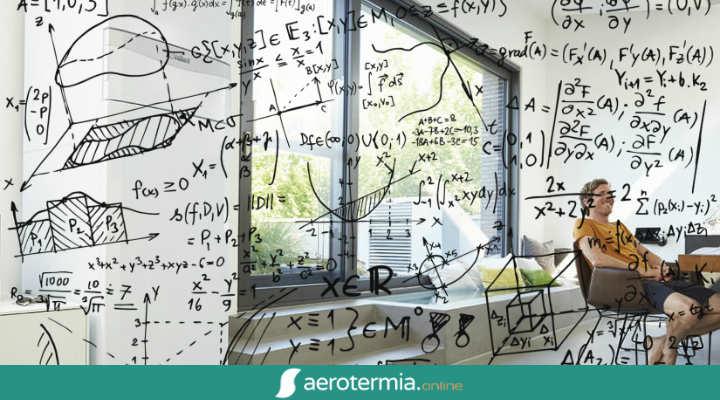 calcular potencia aerotermia