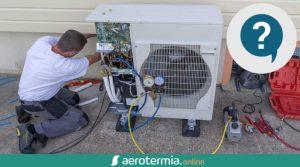 instalacion aerotermia precio