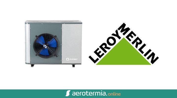 aerotermia leroy merlin